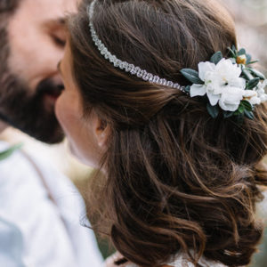 flowers as a hair accessory?<br> Part 1<br>