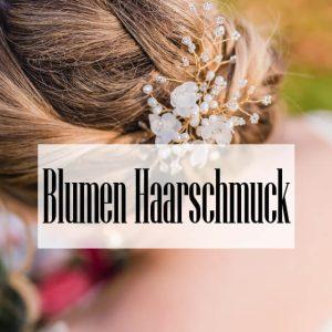 Blumen Haarschmuck & florale Accessoires