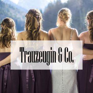 Accessoires für Trauzeugin, Brautmutter & Co.